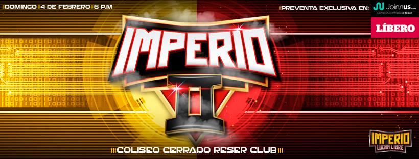 Estrellas de todo el mundo se reunirán en Perú por IMPERIO: Año II 15
