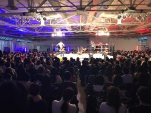 "Dragon Gate: Resultados ""Open the New Year Gate 2018"" 13"