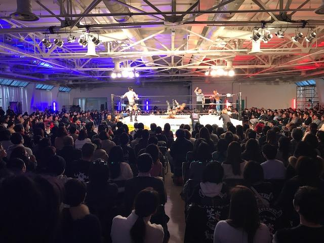 """Dragon Gate: Resultados """"Open the New Year Gate 2018"""" 1"""