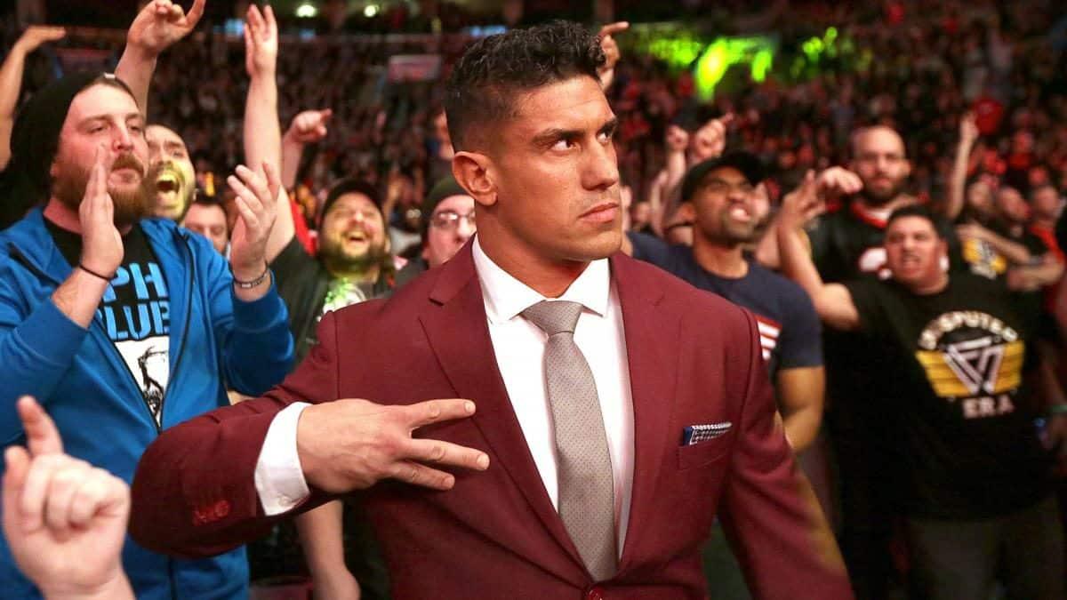 EC3 llega a WWE NXT en WWE NXT TakeOver: Philadelphia (27/01/2018) / WWE©