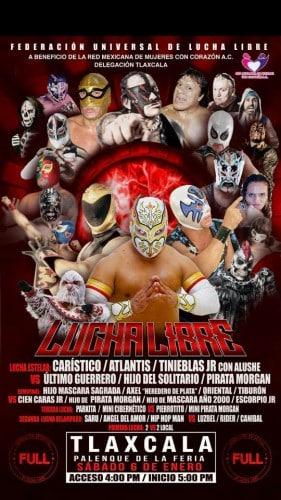 La Cartelera (1-7 de enero de 2018) 6