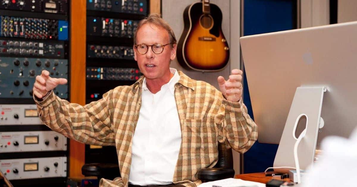Jim Johnston, legendario compositor de canciones para WWE / WWE©