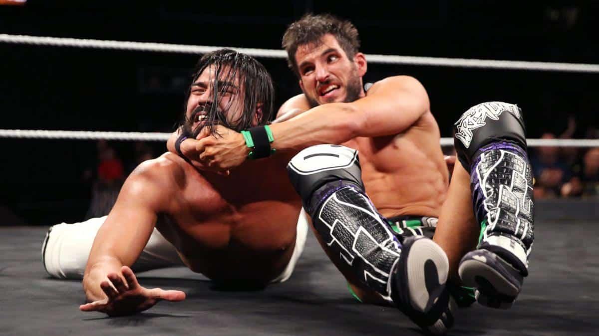 Johnny Gargano no vio tan genial su combate contra «Cien» Almas – Superluchas