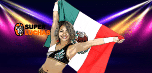 Kaho Kobayashi ya se encuentra en México 10