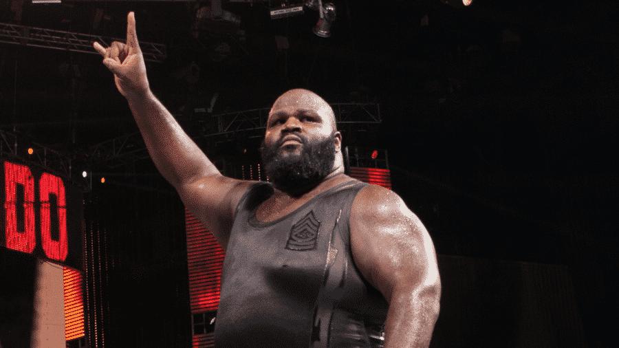 Mark Henry / WWE© Mark Henry y WrestleMania 36