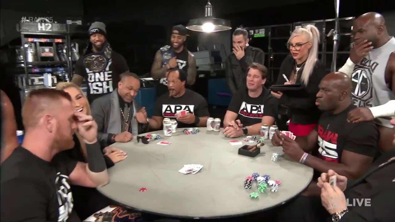Resultados Monday Night Raw (22-en-18) — ¡25 Aniversario! 41