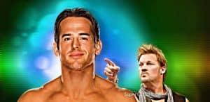 Roderick Strong Chris Jericho