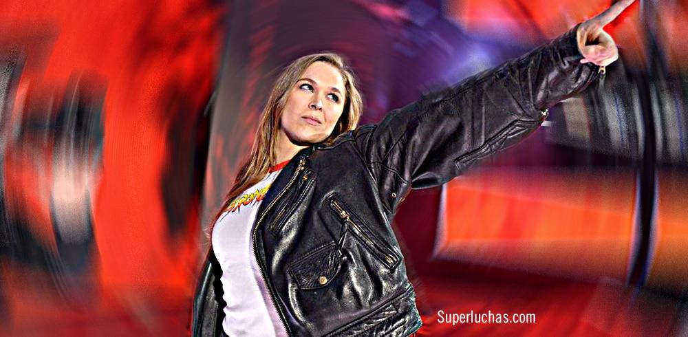 Ronda Rousey y la XFL: Interesantes reflexiones de Shane Douglas 1