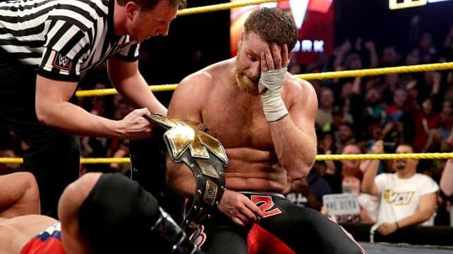 """""""Cien"""" Almas vs. Gargano es el listón para el resto de 2018 en WWE 6"""