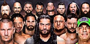 Superestrellas WWE