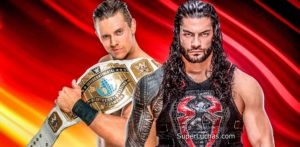 The Miz y Roman Reigns - WWE© y SÚPER LUCHAS