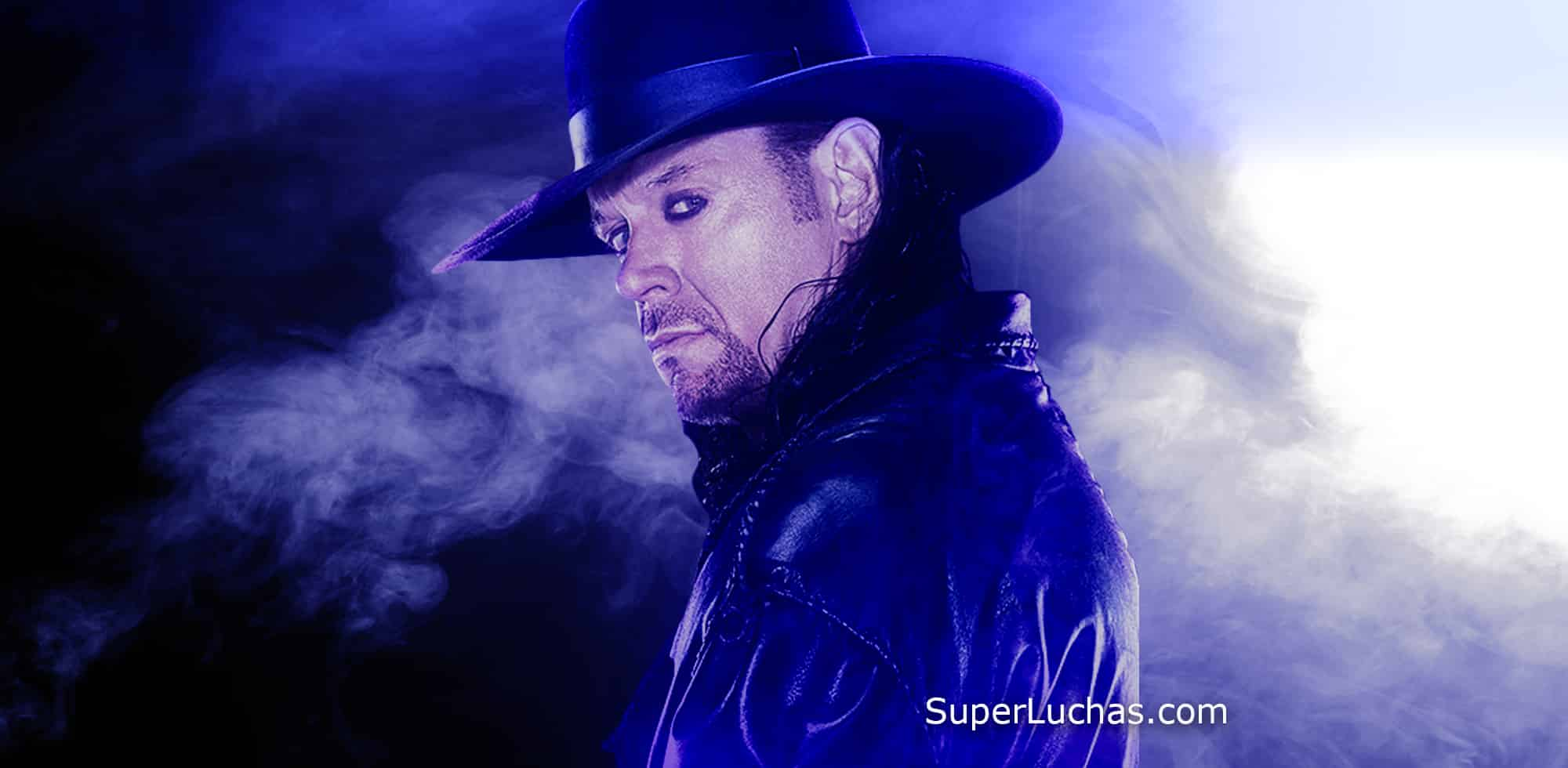 The Undertaker - WWE© y SÚPER LUCHAS