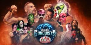 """AAA: Cartel completo para """"Gira de Conquista"""" en Toluca 3"""