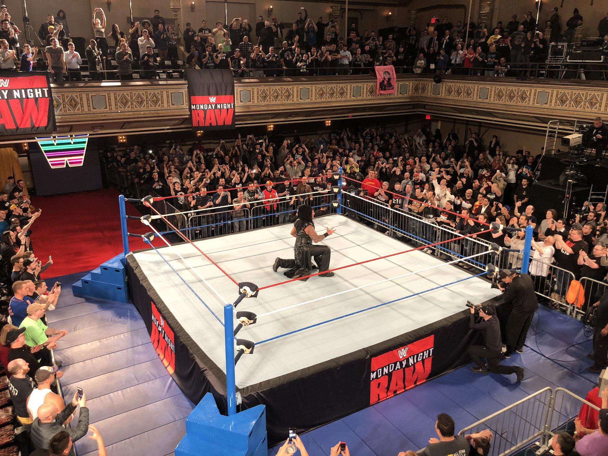 Resultados Monday Night Raw (22-en-18) — ¡25 Aniversario! 23