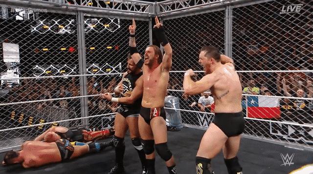 ¿Superará NXT TakeOver: WarGames II a su primera edición? 3