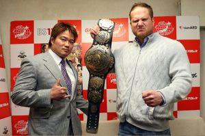 AJPW: Las luchas titulares para el mes de febrero 22