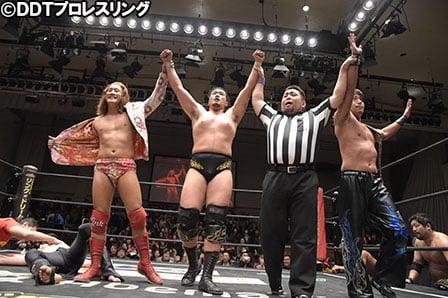 """DDT: Resultados """"New Year Otoshidama Special! 2018"""" 50"""