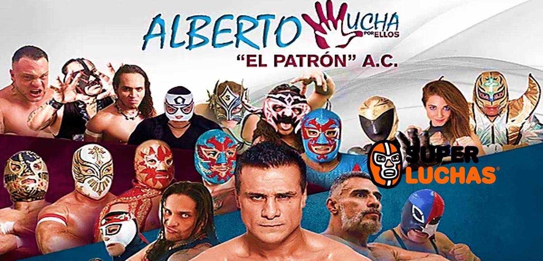 """Todo listo para la función """"Lucha por Ellos"""" organizada por Alberto El Patrón 3"""