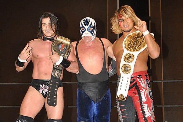 """NJPW/CMLL: Resultados """"Fantasticamania 2018"""" Días 2 y 3 24"""