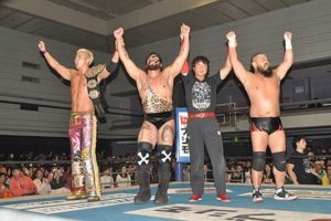"NJPW/CMLL: Resultados ""Fantasticamania 2018"" Osaka, cuarta escala de la gira 36"