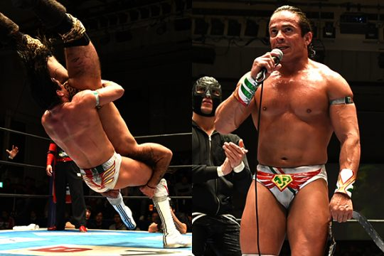 """NJPW/CMLL: Resultados """"Fantasticamanía 2018"""" En la séptima fecha, Volador Jr. se afianza a su cetro 17"""