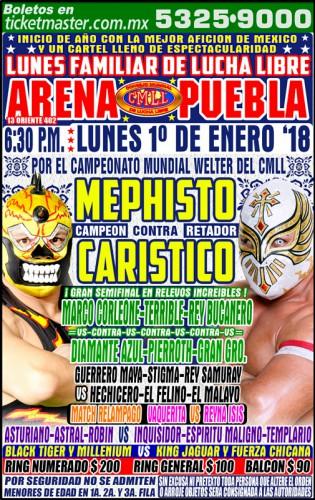 La Cartelera (1-7 de enero de 2018) 8