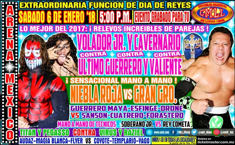 La Cartelera (1-7 de enero de 2018) 11