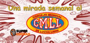 CMLL: Una mirada semanal al CMLL (De 4 al 10 de enero de 2018) 36
