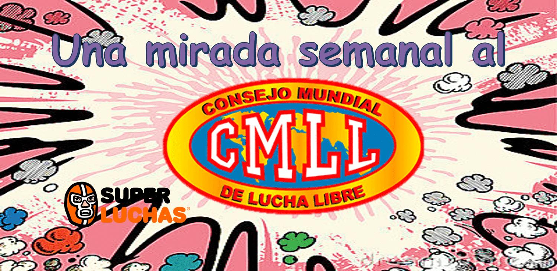 CMLL: Una mirada semanal al CMLL (De 11 al 17 de enero de 2018) 163