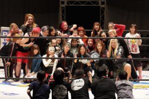 """Pro Wrestling WAVE: Resultados """"ThanksGiving WAVE"""" Misaki Ohata se corona con el Regina di WAVE 16"""
