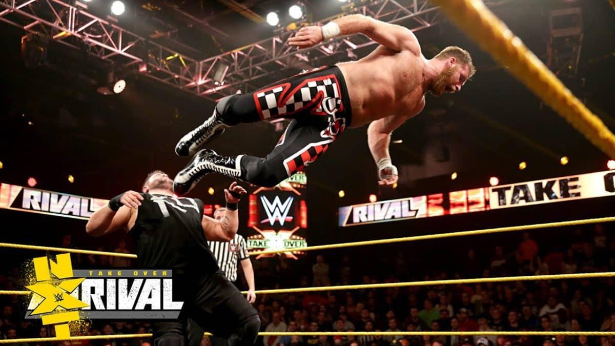 """""""Cien"""" Almas vs. Gargano es el listón para el resto de 2018 en WWE 5"""