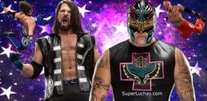 AJ Styles y Rey Mysterio / WWE© y SÚPER LUCHAS – SuperLuchas.com