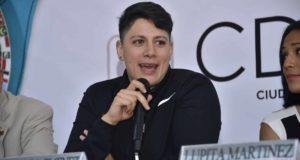 Alejandra Jiménez dio positivo en doping; ella se defiende 10