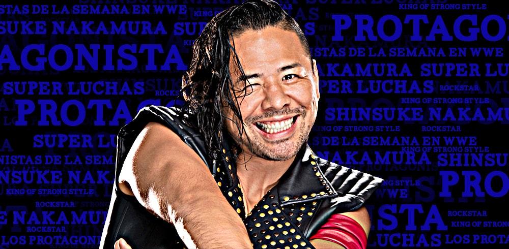 Los protagonistas de la semana en WWE - 13/may/18 al 19/may/18 41