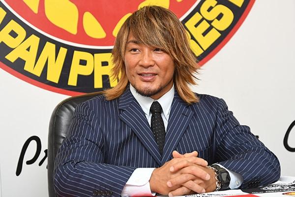 """Okada no romperá mi récord"": Hiroshi Tanahashi 2"