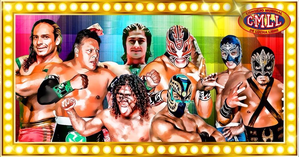 CMLL: Inicia la batalla en el Torneo Increíble de Parejas 2018 6