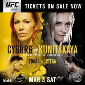 """¡No la teme! Yana Kunitskaya: """"Cris Cyborg no puede noquearme"""" 2"""