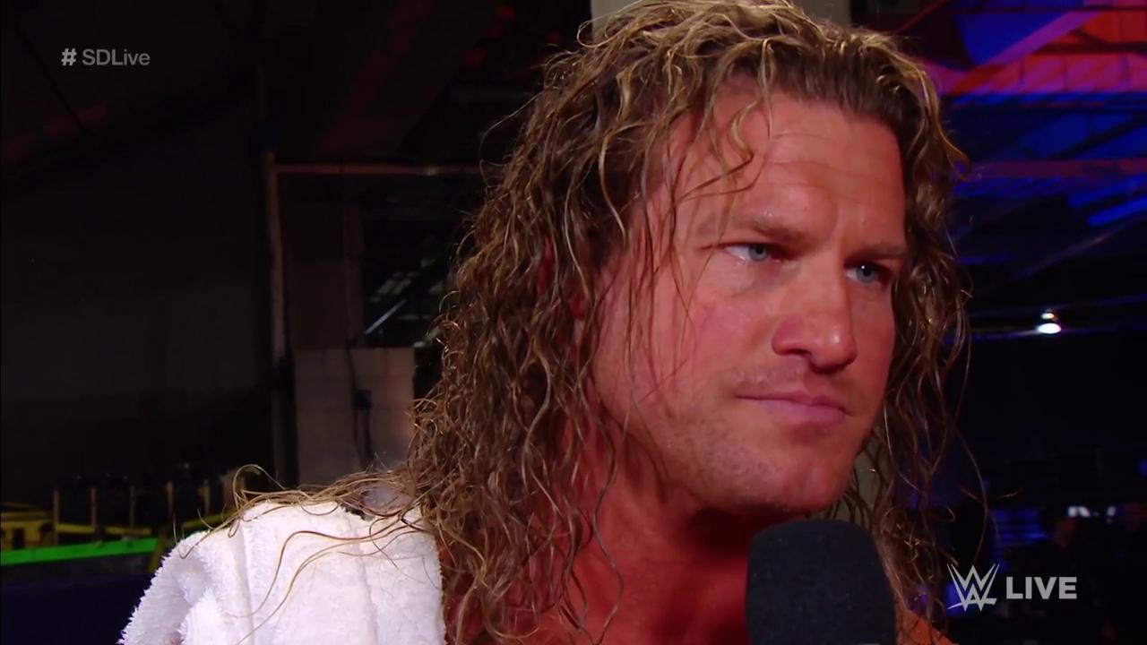 Dolph Ziggler estalla contra WWE