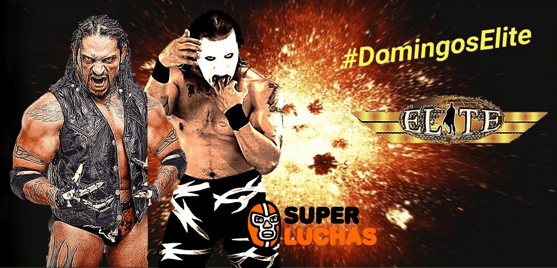 Lucha Libre Elite: Cartel Completo para el regreso a la Arena México 5