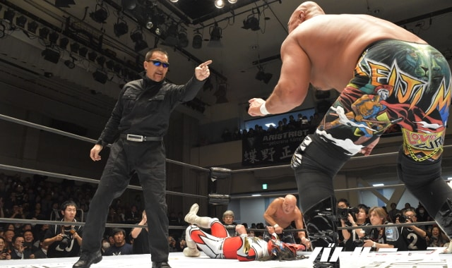 "W-1/Keiji Mutoh: Resultados ""Pro Wrestling Masters 3"" 1"