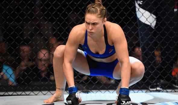 Ronda Rousey y su dura historia de vida (Parte I) 1