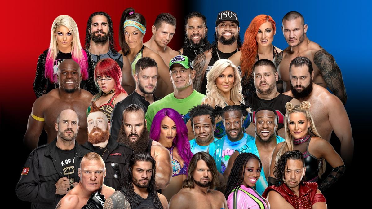 WWE confirma la unificación de marcas en los PPV 1