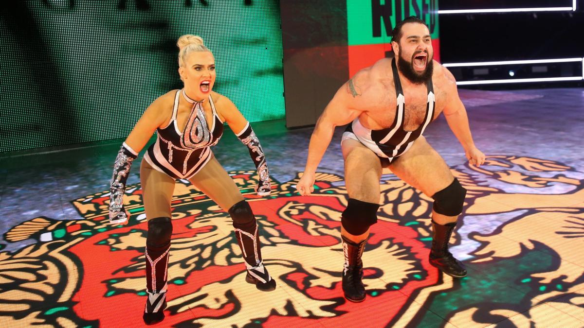 """Lana se queja: """"Ideas que he propuesto a WWE son usadas para otras"""" 1"""