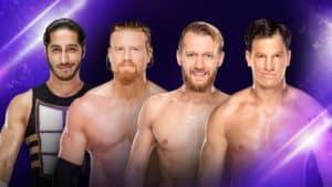 205 Live (06/03/2018) / WWE©