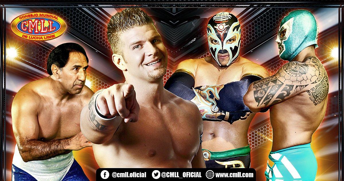 Segunda eliminatoria por el Campeonato Mundial de Parejas CMLL 1