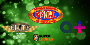 Arena Azteca: La unión entre el CMLL, Elite y A+ 42