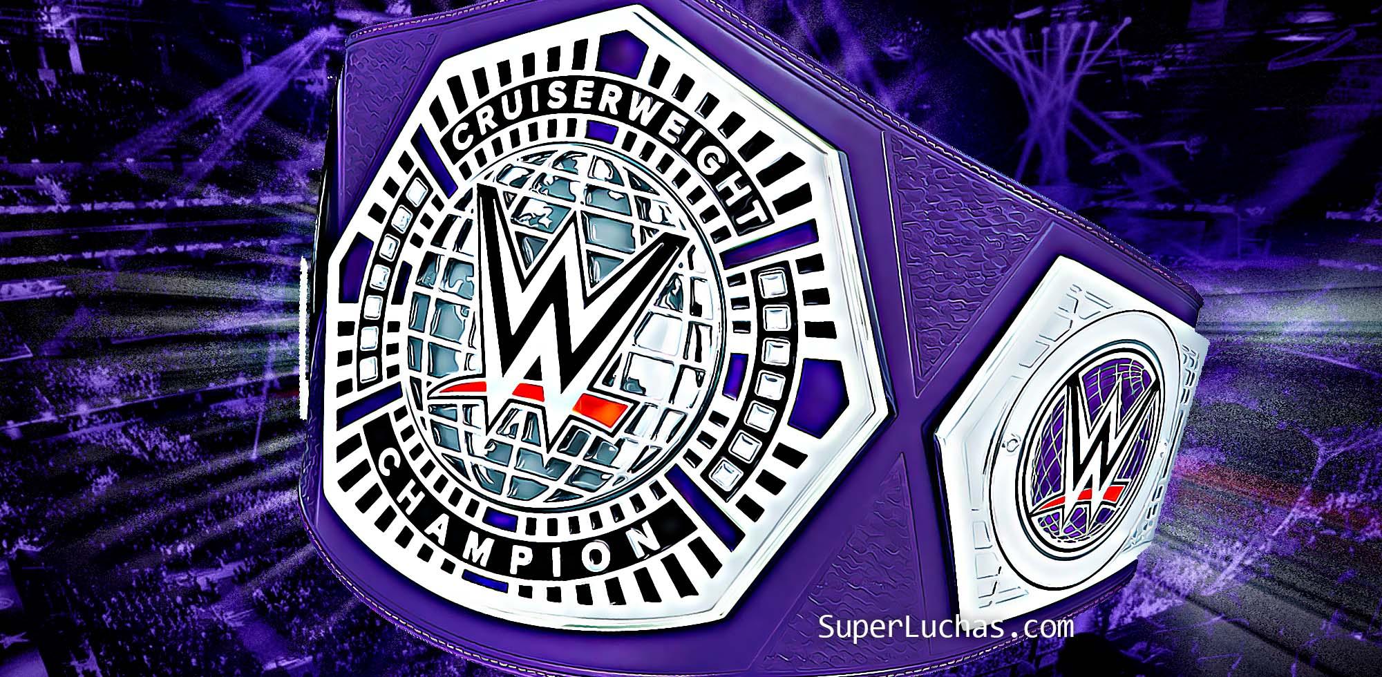 El futuro de 205 Live y el Campeonato de Peso Crucero WWE