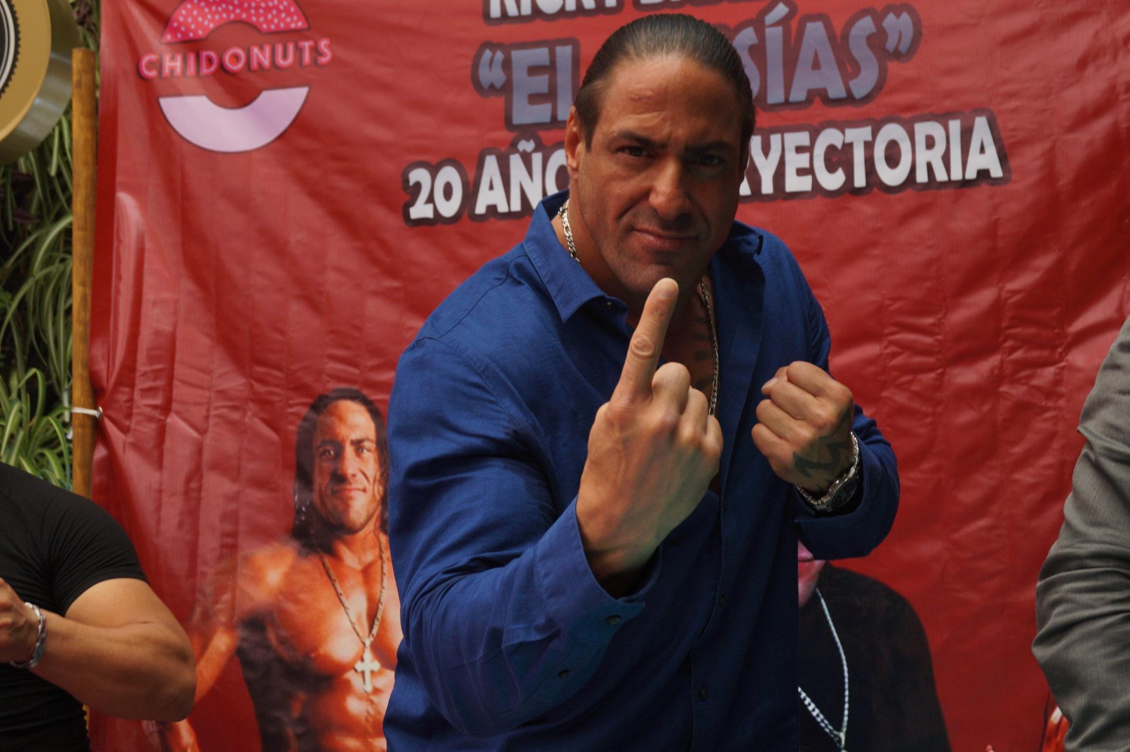 Entrevista: El Mesías habla de AAA, TNA, WWE, Vampiro y mucho más 1