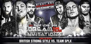 Brutal lucha para el próximo Dream Tag Team Invitational 19