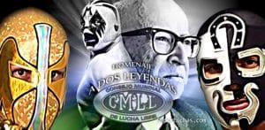 Resultados Homenaje a Dos Leyendas: Ángel de Oro vs. Cuatrero 28